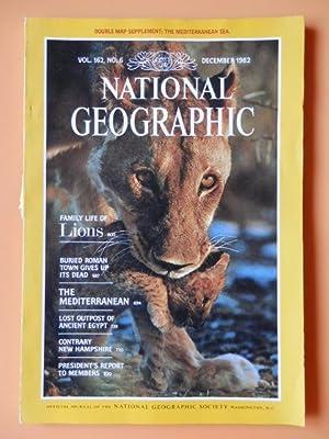 National Geographic. Vol. 162, No. 6. December: Diversos autores