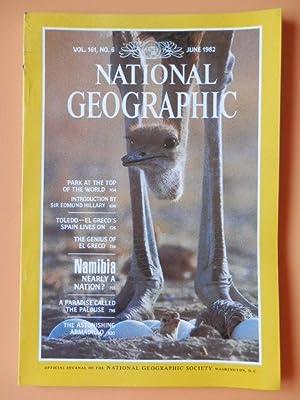 National Geographic. Vol. 161, No. 6. June: Diversos autores
