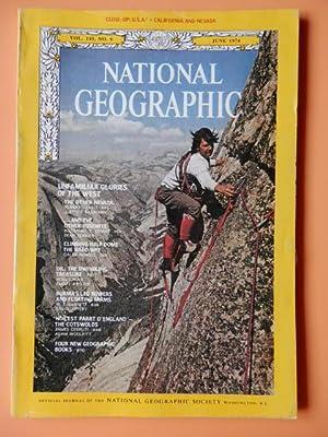 National Geographic. Vol. 145, No. 6. June: Diversos autores