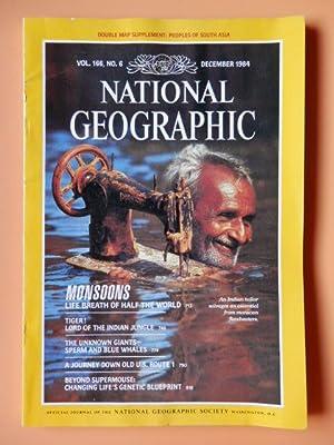 National Geographic. Vol. 166, No. 6. December: Diversos autores
