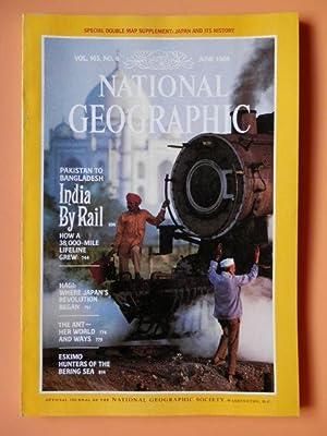 National Geographic. Vol. 165, No. 6. June: Diversos autores