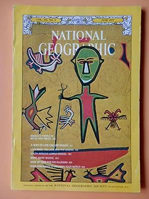 National Geographic. Vol. 151, No. 6. June: Diversos autores