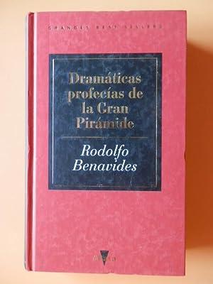 Dramáticas profecías de la Gran Pirámide: Rodolfo Benavides