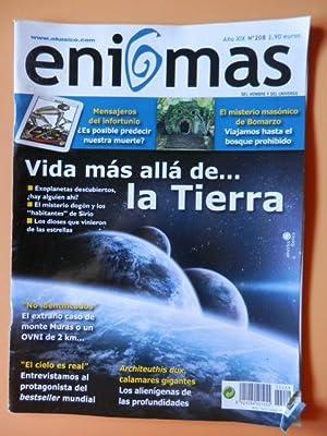 Enigmas del hombre y del universo. Año XIX. Nº 208. (Vida más allá de la ...