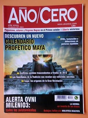 Año Cero - Núm. 264 (Descubren un nuevo calendario profético maya): Diversos ...