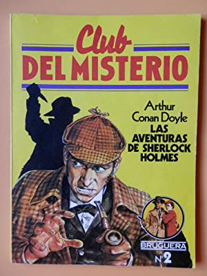 Club del Misterio. Nº 2. Las aventuras: Arthur Conan Doyle