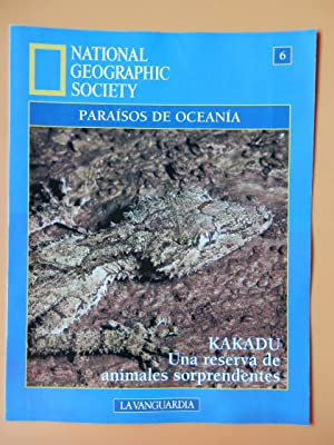 National Geographic Society. Nº 6. Paraísos de: Graham Pizzey