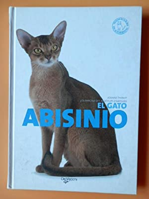 El gato abisinio: Josiane Thiriot y la Amicale des Amateurs d'Abyssins