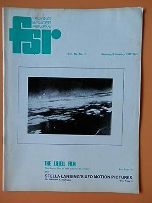 FSR. Flying Saucer Review. Vol. 17. No.: Diversos autores