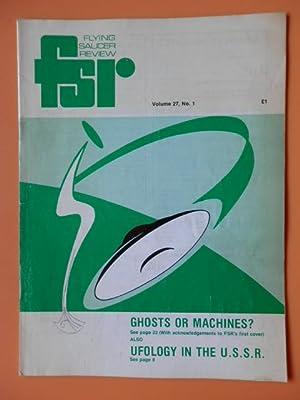 FSR. Flying Saucer Review. Volume 27. No.: Diversos autores