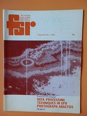 FSR. Flying Saucer Review. Volume 22. No.: Diversos autores