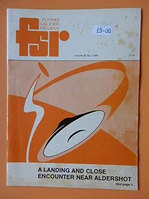 FSR. Flying Saucer Review. Volume 29. No: Diversos autores
