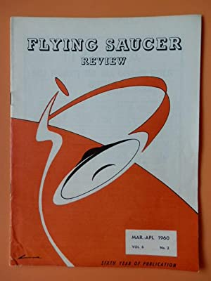 Flying Saucer Review. Vol. 6. No. 2.: Diversos autores