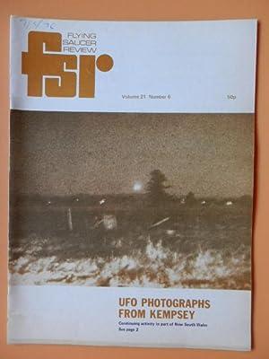 FSR. Flying Saucer Review. Volume 21. Number: Diversos autores