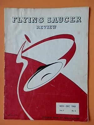 Flying Saucer Review. Vol. 7. No. 6.: Diversos autores