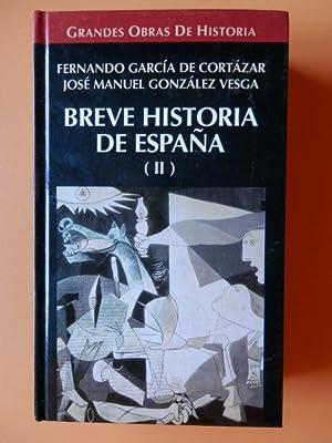 Breve Historia de España (II): Fernando García de