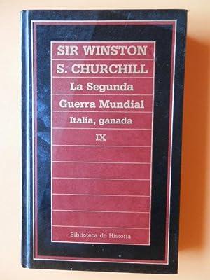 La Segunda Guerra Mundial. V. El anillo: Sir Winston S.