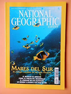 National Geographic España. Mares del Sur. El: Diversos autores