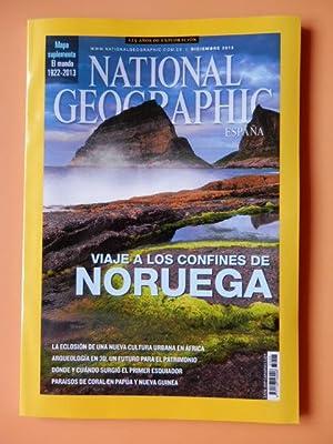 National Geographic España. Viaje a los confines de Noruega. Vol. 33. Núm. 6: ...
