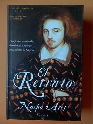 El retrato. Una fascinante historia de espionaje: Nacho Ares
