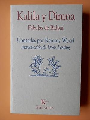 Kalila y Dimna. Fábulas de Bidpai: Contadas por Ramsay
