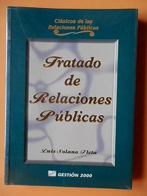 Tratado de Relaciones Públicas: Luis Solano Fleta