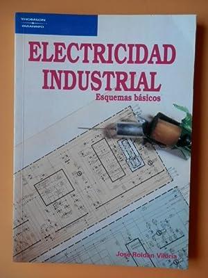 Electricidad industrial. Esquemas básicos: José Roldán Viloria