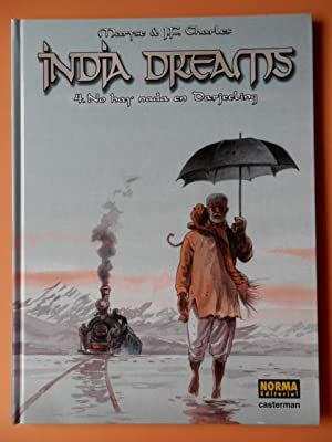 India Dreams. 4. No hay nada en: Maryse & Jean-François