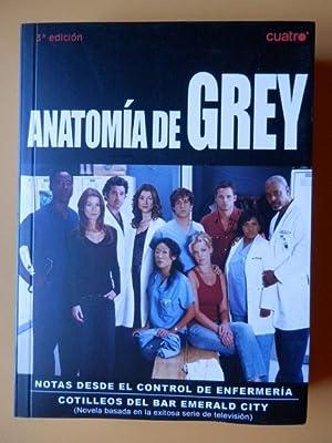Anatomía de Grey. Notas desde el control de enfermería. Cotilleos ...