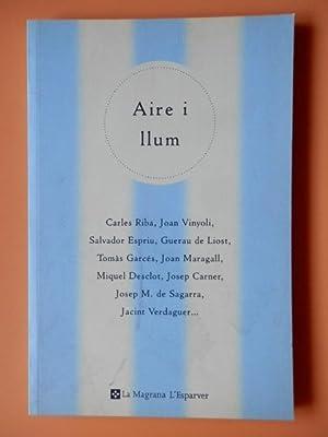 Aire i llum: Carles Riba, Joan