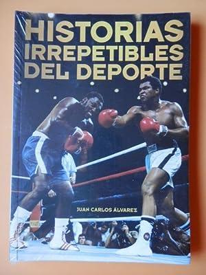 Historias irrepetibles del deporte: Juan Carlos Álvarez