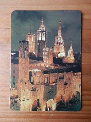 Calendario de bolsillo Barcelona. Barrio Gótico 2002: Diversos autores