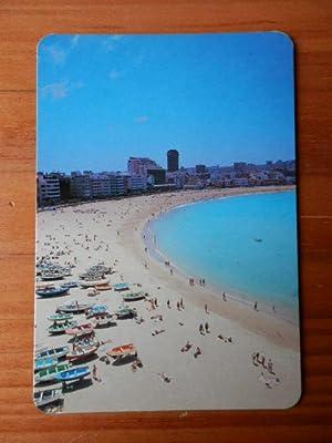 Calendario de bolsillo Playa de Las Canteras: Diversos autores