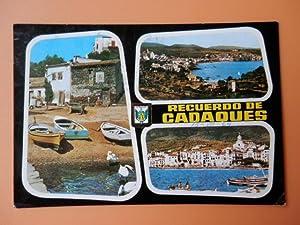 Cadaqués. Port-Lligat. Rincón típico. Nº 1291: Soberanas