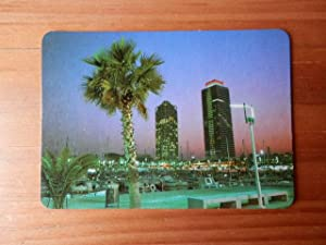 Calendario de bolsillo Barcelona. Puerto Olímpico 2001: Diversos autores