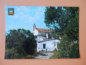 Ntra. Sra. del Camp. Garriguella (Girona). Nº: Postales Escudo de