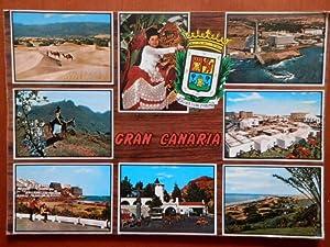 Vistas de la Isla. Gran Canaria -: Diversos autores