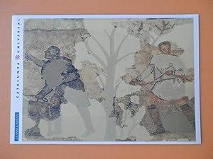 Tarragona romana, 12. Centcelles. Detalle del mosaico: Jordi Belver