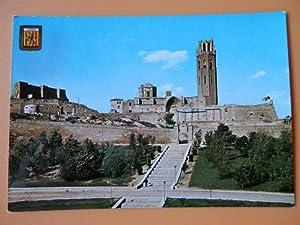 Lleida. Seu Antiga i Plaça de la: Comercial Escudo de