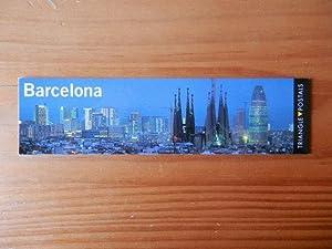 Marcapáginas Barcelona Palimpsest: Diversos autors