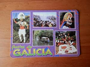 Calendario de bolsillo Fiestas de Galicia 2004: Diversos autores