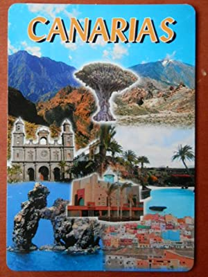 Calendario de bolsillo Canarias 2010: Diversos autores