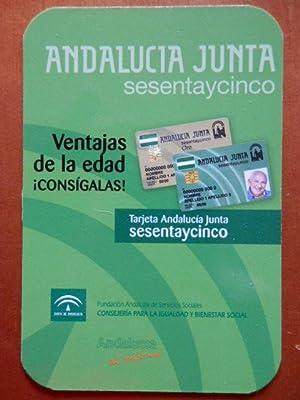 Calendario de bolsillo Andalucía Junta 2008: Diversos autores