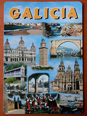Calendario de bolsillo Galicia 2010: Diversos autores
