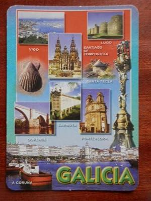 Calendario de bolsillo Galicia 2006: Diversos autores