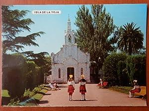 Capilla. Isla de la Toja (Pontevedra). 3193: Diversos autores
