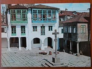 Plaza de la Leña. Pontevedra. 4: Diversos autores