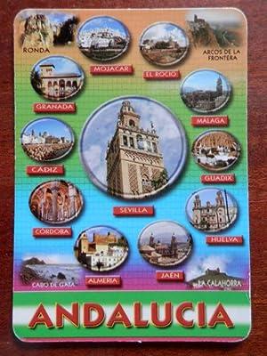 Calendario de bolsillo Andalucía 2008: Diversos autores
