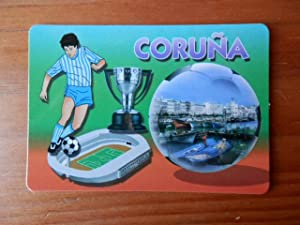 Calendario de bolsillo Coruña 2006: Diversos autores