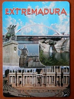 Calendario de bolsillo Extremadura 2010: Diversos autores